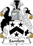 Samford Family Crest