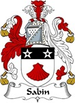 Sabin Family Crest