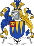 Pyle Family Crest