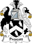 Prescott Family Crest