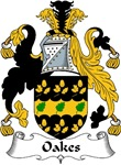 Oakes Family Crest