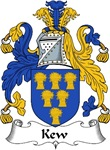 Kew Family Crest
