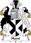 Hunt Family Crest