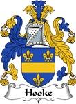 Hooke Family Crest