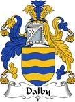 Dalby Family Crest