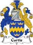 Curtis Family Crest