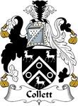 Collett Family Crest