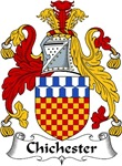 Chichester Family Crest