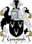 Cavendish Family Crest