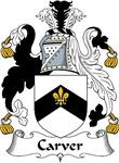 Carver Family Crest