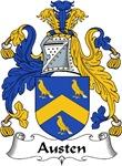 Austen Family Crest