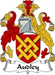 Audley Family Crest