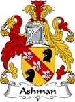 Ashman Family Crest