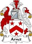 Arnet Family Crest