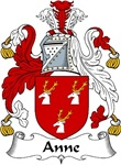 Anne Family Crest