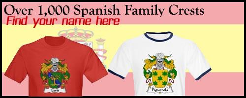 Spanish Surnames