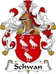 Schwan Family Crest