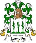Lamothe Family Crest