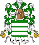 Lafontaine Family Crest