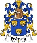Fremont Family Crest