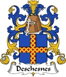 Deschesnes Family Crest