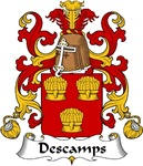 Descamps Family Crest