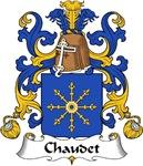 Chaudet Family Crest