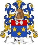 Brulle Family Crest