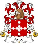 Aube Family Crest