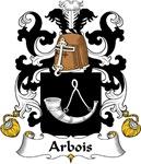 Arbois Family Crest