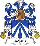 Aquin Family Crest