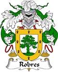 Robres Family Crest