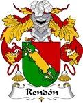 Rendon Family Crest