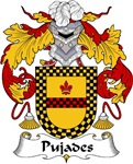 Pujades Family Crest