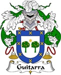 Guitarra Family Crest