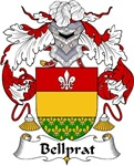 Bellprat Family Crest