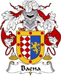 Baena Family Crest