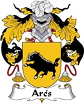 Ares Family Crest