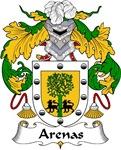 Arenas Family Crest