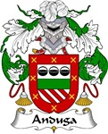 Anduga Family Crest