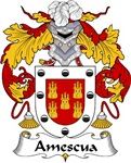 Amescua Family Crest