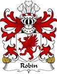 Robin Family Crest