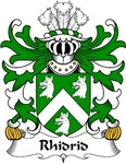 Rhidrid Family Crest