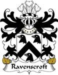 Ravenscroft Family Crest