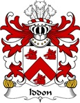 Iddon Family Crest