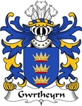Gwrtheyrn Family Crest