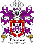 Exmewe Family Crest