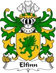Elfinn Family Crest
