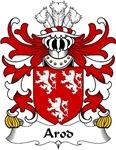 Arod Family Crest