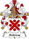 Andreae Family Crest